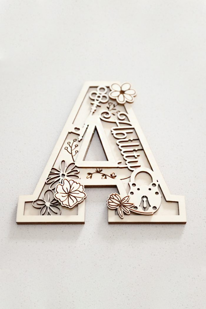 Letter A01