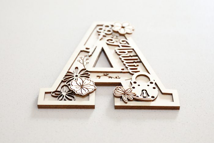 Letter A02